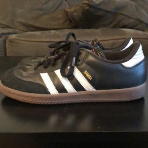 Adidas Samba Shoe. US Mens size 6, Womens 8
